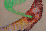 eindringlich, 2015, Öl auf Leinwand, 29 x 43 cm