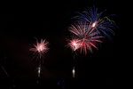 Feux d'artifice de CHOOZ du 13/07/2015