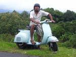 Unterwegs: rund um Panji: Gede ist der Guide