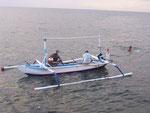 sondern auch Fischerboote
