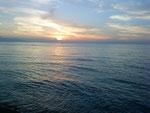 nochmal Meer und Sonne - jetzt gehen die Variationsmöglichkeiten aus...