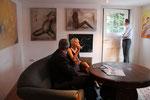 Jutta Mohorko Niedermohr Ausstellung