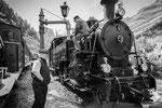 Treno vapore del Furka