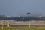 "German Air Force TaktLwG31 - Eurofighter EF 2000 ""start ETNN runway 07"""