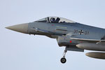"German Air Force TaktLwG31 - Eurofighter EF 2000 ""friendly pilot"""