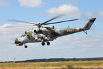 Czech Air force Air Force Mil Mi-24V 7357