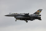 "RNLAF F-16 J-196 ""special tail"""