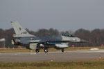 RNLAF F-16 J-057