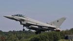 Italienische Luftwaffe Aeronautica Militare Eurofighter