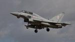 RAF Eurofighter Typhoon T.3  ZJ800 BC  29. Squadron
