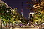 Berlin - Unter den Linden @ night