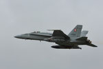 Swiss Air Force McDonnell Douglas F/A-18 Hornet J-5025