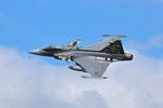 "Czech Air Force Saab JAS 39 ""Gripen"" 9240 ""special Tiger tail"""