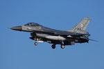 """Volkel Air Base - RLNAF F-16 J-063 """"final"""""""