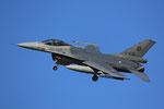 "Volkel Air Base - RLNAF F-16 J-635 ""banking"""