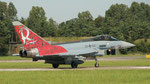 """German Air Force Eurofighter 30+90 """"special Richthofen"""" livery"""