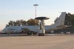 NATO Airbase Geilenkirchen - ETNG - Movement area - Enteisung AWCS