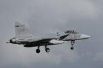 Swedish Air Force JAS-39 Gripen 39248