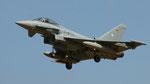 German Air Force Eurofighter 31+02