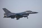 RNLAF F-16 J-201