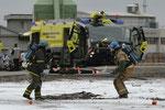 Stavanger Airport - 09.05.2015 Emergency Exercise