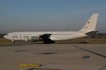 "NATO Airbase Geilenkirchen - ETNG - Movement area - TCA Boeing 707 ""ready"""