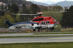 Stavanger Airport - LN-OJG  Eurocopter EC225LP