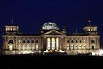 Berlin - Reichstag @ night