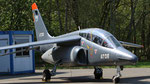 Belgian Air Force Alpha Jet AT-08