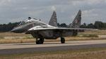 Poland Air Force Mikoyan-Gurevich MiG-29UB 15