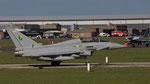 RAF Eurofighter Typhoon T.3 ZJ811 QO-B  3.Squadron