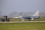 RNLAF F-16 J-142