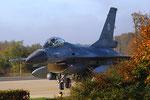 "Volkel Air Base - RLNAF F-16 J-063 ""taxing"""