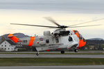 Stavanger Airport - 09.05.2015 Emergency Exercise - Westland Sea King Mk. 43 - 189