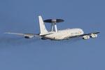 "NATO Airbase Geilenkirchen - ETNG - AWACS ""airborne"""