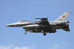 RNLAF F-16 J-642