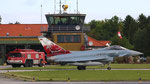 "German Air Force Eurofighter 31+00 ""special tail"""