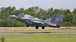 Poland Air Force Mikoyan-Gurevich MiG-29 40