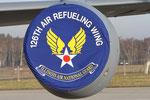 NATO Airbase Geilenkirchen - ETNG - Movement area - Refueling Wing