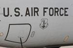 NATO Airbase Geilenkirchen - ETNG - Movement area - US Air Force Tanker