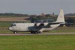 UAEAF 1215 Hercules C-130 L100-30