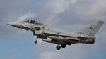 RAF Eurofighter Typhoon F.2 ZJ919 DC 11. Squadron