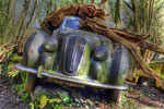 Michael Fröhlich - Auto-Skulpturen-Park im Neandertal