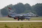 "RNLAF F-16 J-006 ""special tail"""