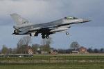 RNLAF F-16 J-872