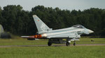 German Air Force Eurofighter 30+76 special tail