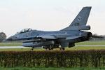 RNLAF F-16 J-638