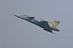 "Czech Air Force Saab JAS 39 ""Gripen"" 9235 ""special Tiger tail"""