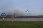 "German Air Force TaktLwG31 - Eurofighter EF 2000  ""start ETNN runway 25"""