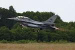 RNLAF F-16 J-368